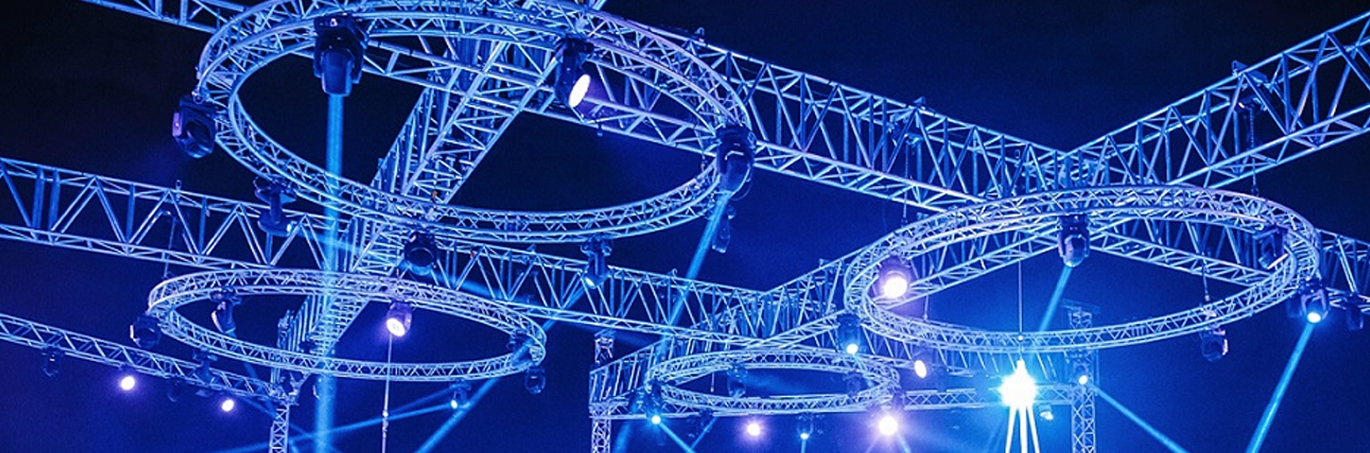 Aluminum Truss Sales, Stages & Stage Mechanics - Based in Dubai