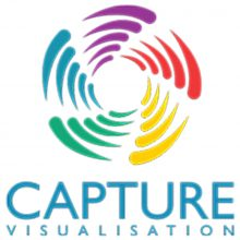 capture logo copy