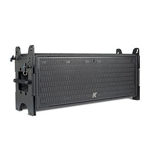 KH2- Small format, Steerable, Powered Line Array