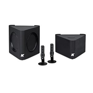 Piccolo – Stereo System, 2 Satellites, 1 Subwoofer