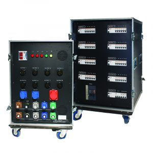48 Channels – 400 A Distribution Box