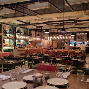 K-array chosen as Sound System for Dubai stylish Italian bar-lounge Matto
