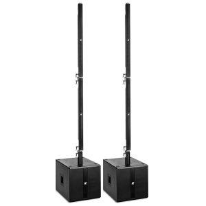 KR202 Mark I -Ultra-light, Powered Stereo System