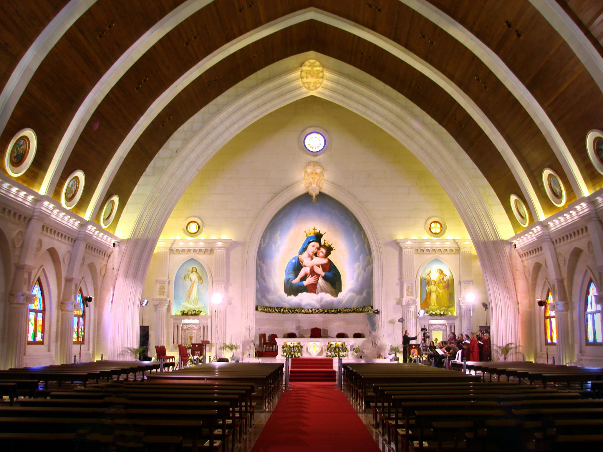 Our Lady of the Star Church Jieh
