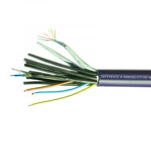RDMX08 AC CT – Composite Lighting Cable