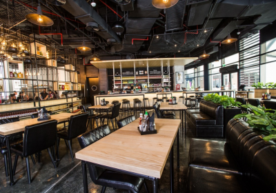 Black Tap Abu Dhabi chooses DAS Audio as sound system solution