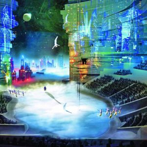 La Perle Dubai's extravagant show by Dragone chooses Antari Low Fog and Snow machines: