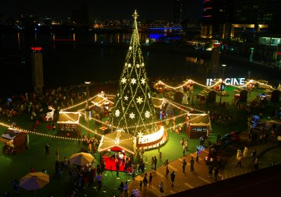 Dubai Festival City brings Snow to Dubai with Antari