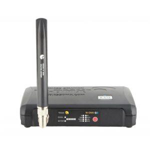 R 512 DMX Receiver front