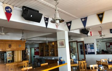Dubai Offshore Sailing Club chooses DAS audio for outdoor installation