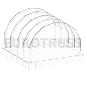 TR-20 – 14×14 Tunnel Roof