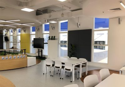 Horizon English School Chooses DAS Audio for its Lab