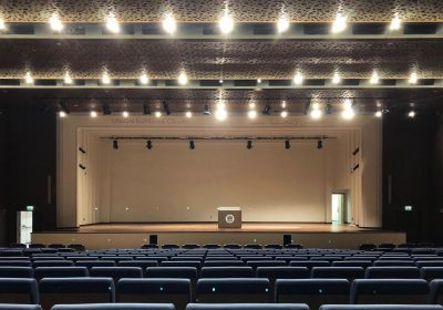 Federal Supreme Court Abu Dhabi Gets Fully Customized Lighting Solution