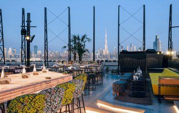 Sleek new Iris Dubai, chooses K-array for impeccable sound solution