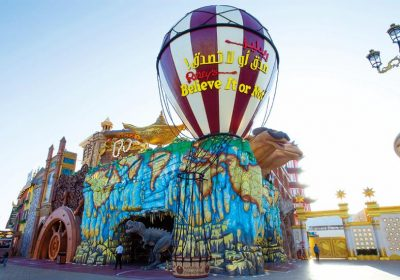 Ripley's Believe It or Not comes to Dubai with DAS Audio and Cyclops Lighting