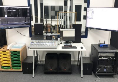 Horizon English School Upgrades Audio System for its Music Rooms and Recording Studio