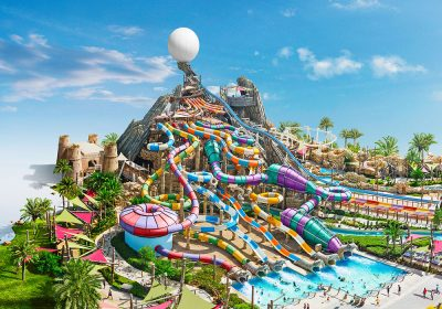 Yas Waterworld Chooses K-array for Outdoor Entertainment