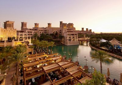 Souk Madinat Boardwalk comes to life with K-array Audio