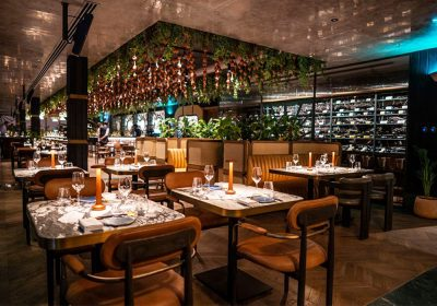 Clay Bahrain Gets Full Audio Solution for a Unique Dining Experience