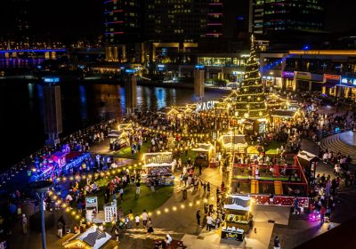 Dubai Festival City Goes Bigger and Better with 2019's Festive Show Effects