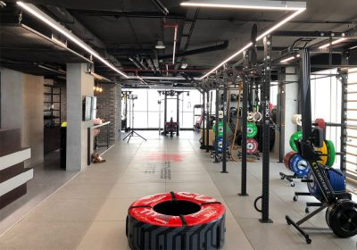 Fitness Gate Opens with Complete DAS Audio Sound System Solution