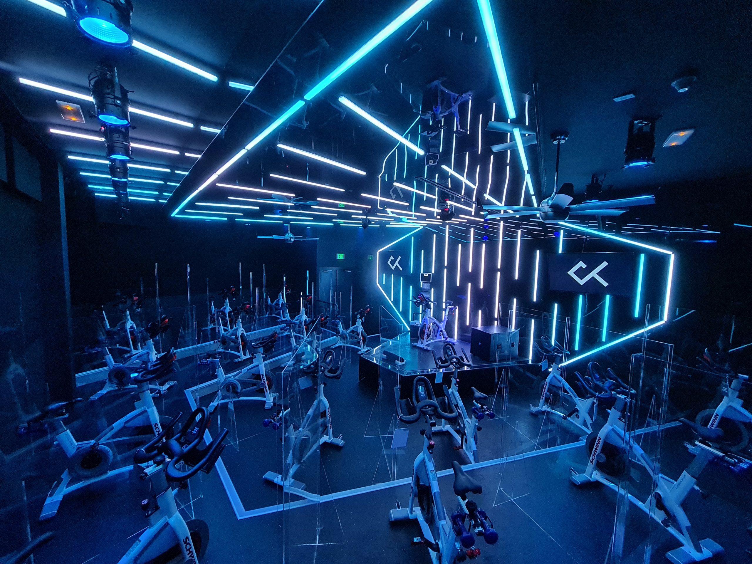 Crank Gym Dubai