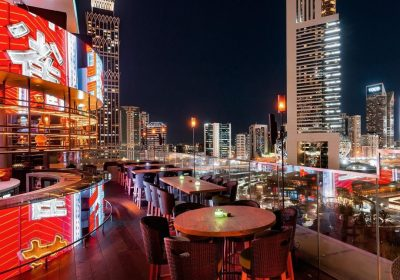 Clap Dubai Opens in DIFC with K-array Sound System