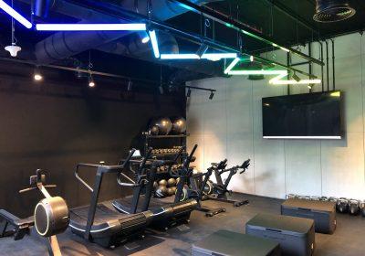 BeatX Fitness Studio Gets Complete AV Solution