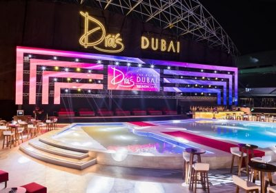 Drai's Dubai gets full Video & Lighting solution for an immersive club experience