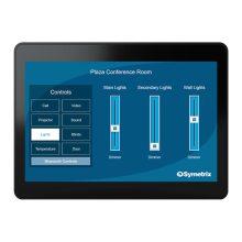 T 10 Glass Touchscreen Symetrix Front