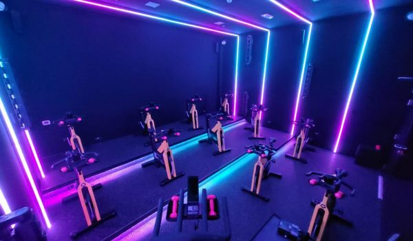 Level UP Takes Cycling to The Next Level with Cyclops, Madrix & DAS Audio