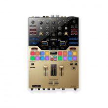DJM S9 N Scratch Style 2 Channel DJ Mixer for Serato DJ Pro rekordbox gold