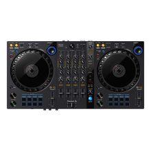 DDJ FLX6 4 channel DJ Controller for Rekordbox and Serato DJ Pro front
