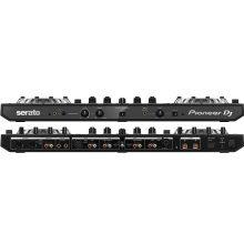DDJ SX3 4 Channel Performance DJ Controller for Serato DJ Pro front back