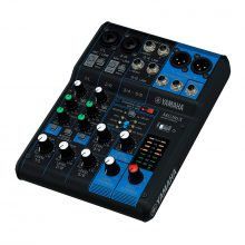 MG06X 6 Channel Mixing Console