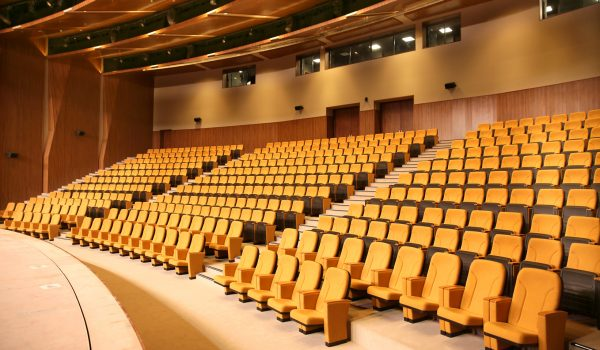 Sharjah's Performing Arts Academy Upgrades Its Theatre Infrastructure